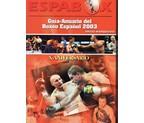 LIBRO ANUARIO DE BOXEO ESPABOX 2003