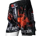 PANTALON DAN MUAY THAI SPARTA OLD SCHOOL FIGHTERS