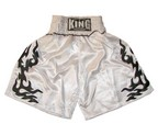 PANTALON KING K1 TRIBAL BLANCO