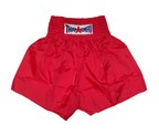 PANTALON MUAY THAI THAISMAI RED