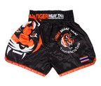 PANTALON TIGER MUAY THAI BLACK