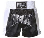 PANTALON EVERLAST MUAY THAI NEGRO/BLANCO