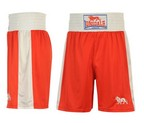 PANTALON BOXEO LONSDALE RED/WHITE