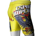 SHORT DAN ESPAÑA IMPERIAL BIG FACE AMARILLO