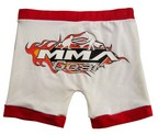 SHORT MMA GEAR FIRE