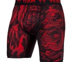 SHORT VENUM DRAGON S FLIGHT NEGRO/ROJO