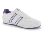 ZAPATILLAS SLAZENGER WARRIOR BLANCO/MORADO